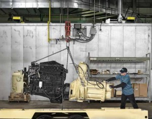Ремонт двигателей Doosan