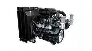 Дизельный двигатель Doosan DP158