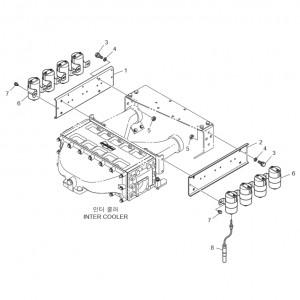 Электронная система зажигания газового двигателя GV158TI
