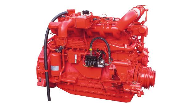 Газовый двигатель Doosan GE12TI