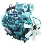 Газовый двигатель Doosan GV158TI