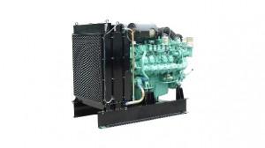 Газовый двигатель Doosan GV180TI