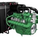 Газовый двигатель Doosan GV222TI