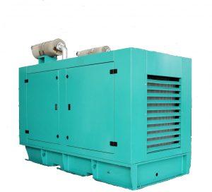 Электрогенератор Doosan всепогодное исполнение